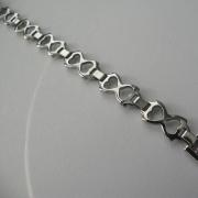 ocelový náramek 050