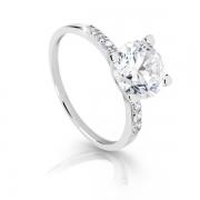 zlatý prsten 2417B