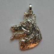 stříbrný přívěsek SP015