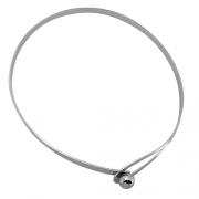 ocelový náhrdelník NLM75