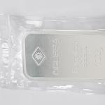 stříbrná cihlička 100g