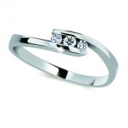 zlatý prsten 2072B