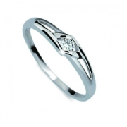 zlatý prsten 1633B