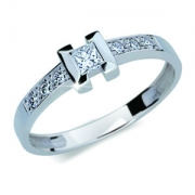 zlatý prsten 2062B