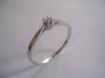 Prsten s diamantem 9