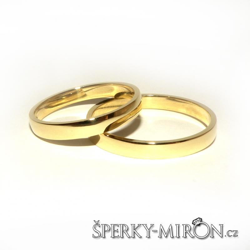 Snubní prsteny 1