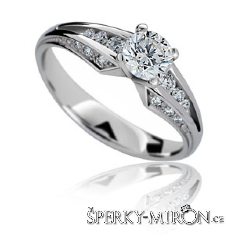 zlatý prsten 2103B