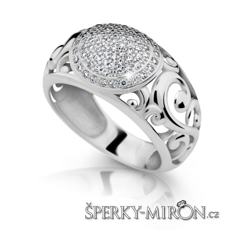 zlatý prsten 2376B